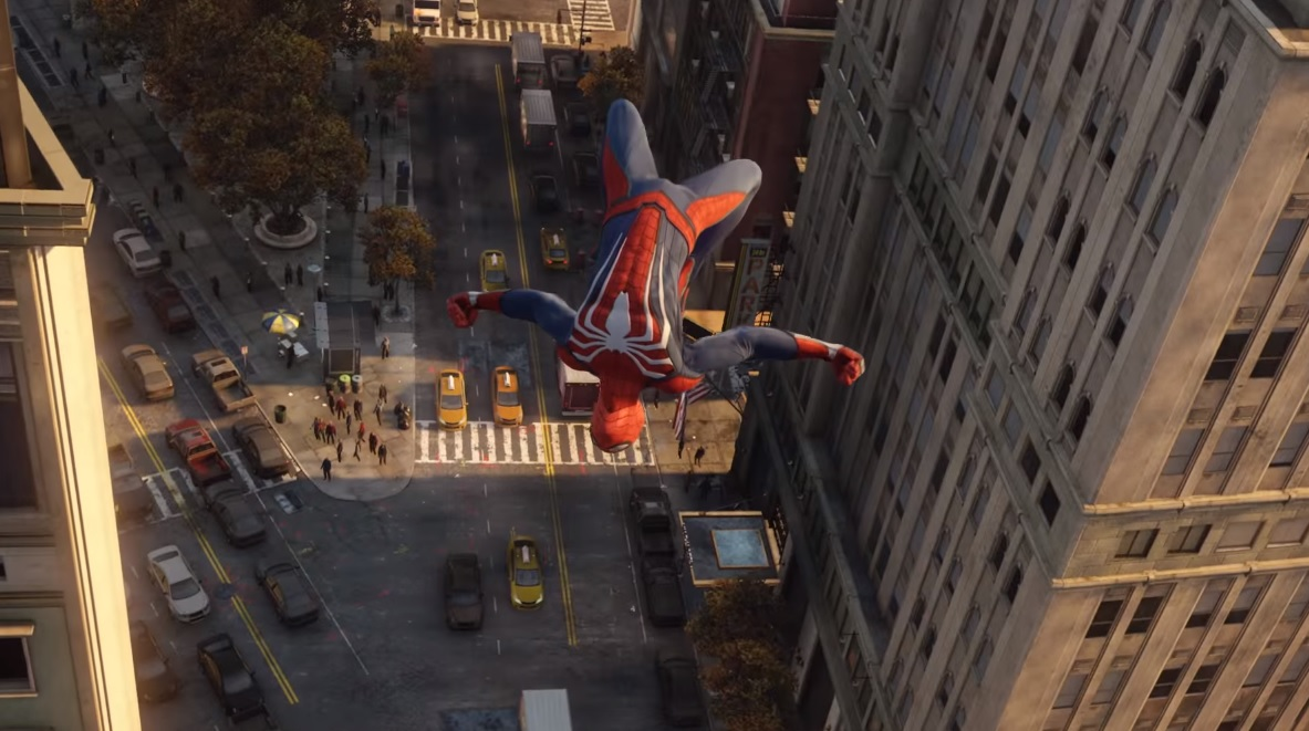 Spider-Man (PS4) – TCN