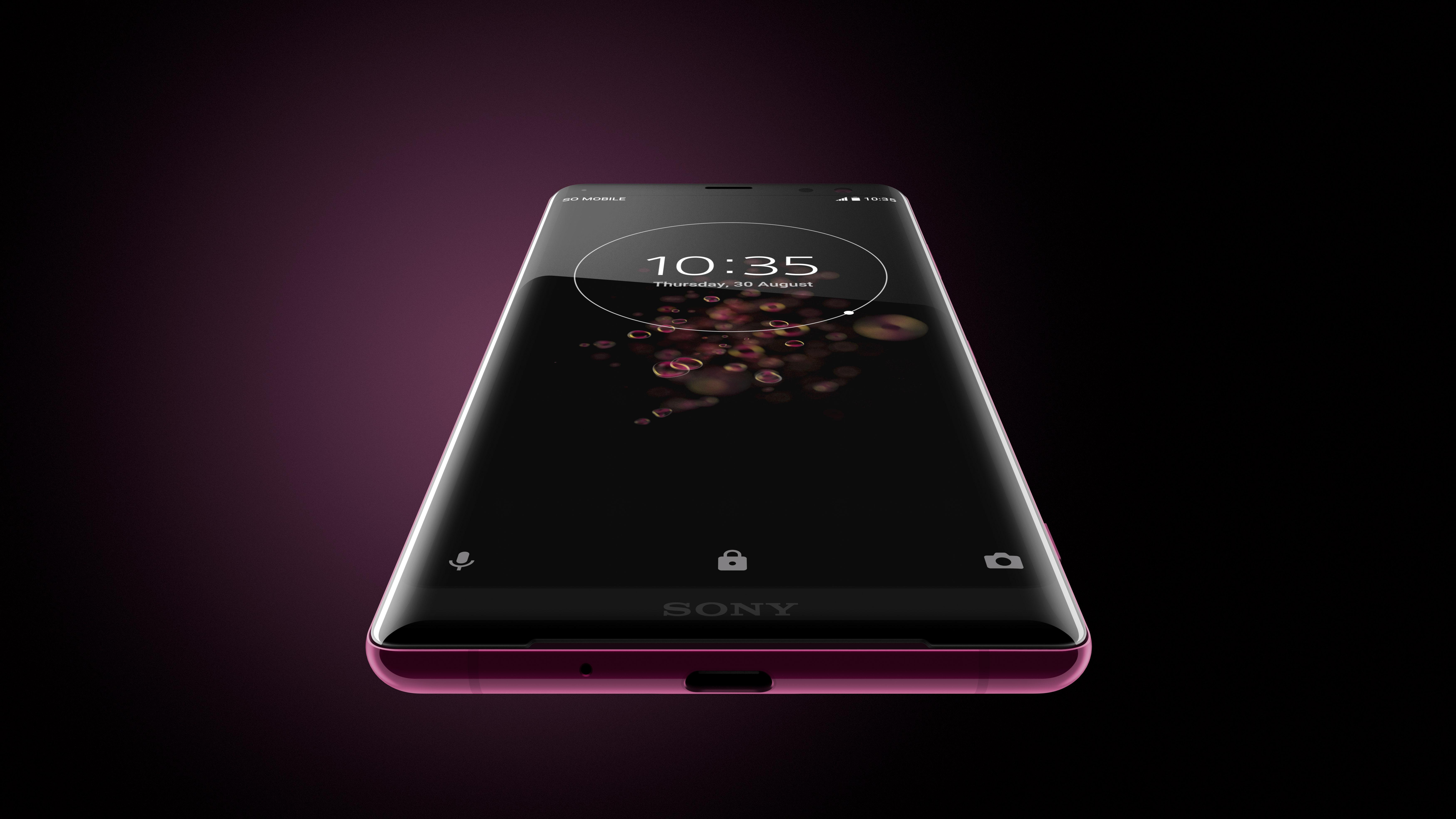 Sony Xperia XZ3 – TCN